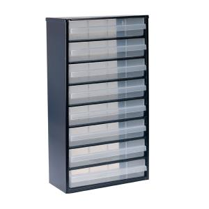 raaco 1200 series Small Parts Storage Cabinet 1216-04 137423