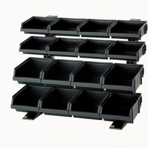 ESD Bin Table Rack/Bins
