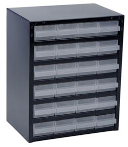 Raaco 250 Series Small Parts Storage Cabinets