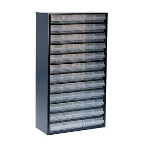 Raaco 150 Range 1200 Series Small Parts Storage Cabinets