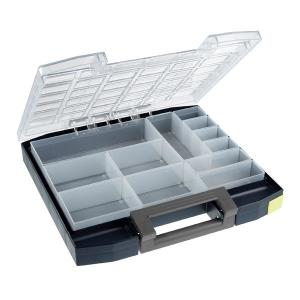 raaco Boxxser 55 6x6-12 compartment box