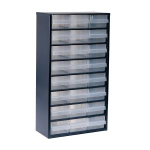 raaco 1200 Series Small Parts Storage Cabinet 1224-02 - 137409
