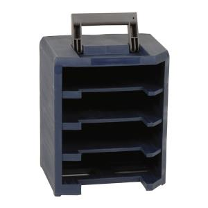 raaco HandyBoxxser 4x4 compartment box