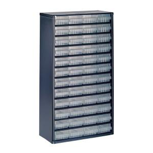 raaco 1200 Series Small Parts Storage Cabinet 1248-01 - 137393